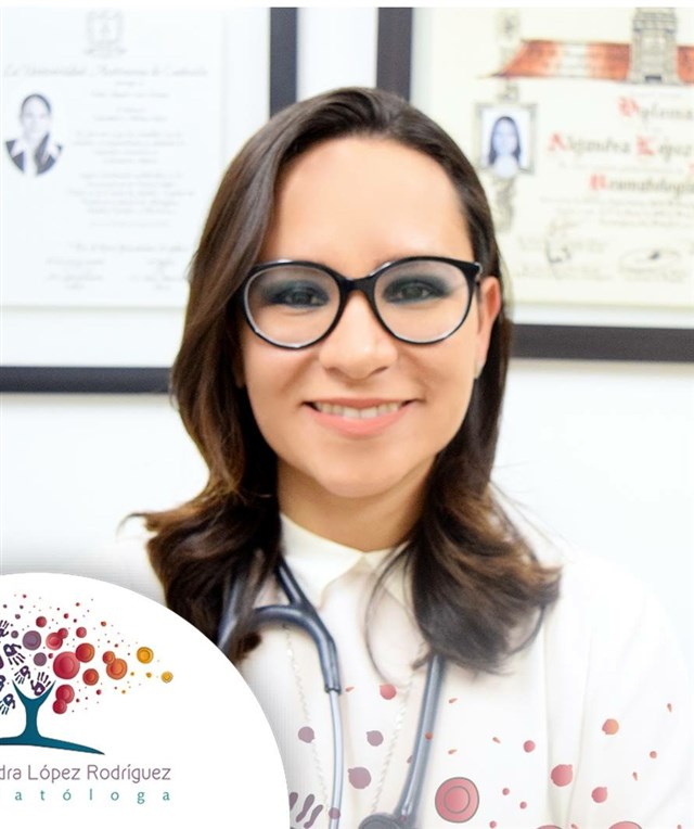 Dra. Alejandra López Rodriguez - profile image