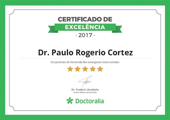 Dr. Paulo Rogerio Cortez - gallery photo