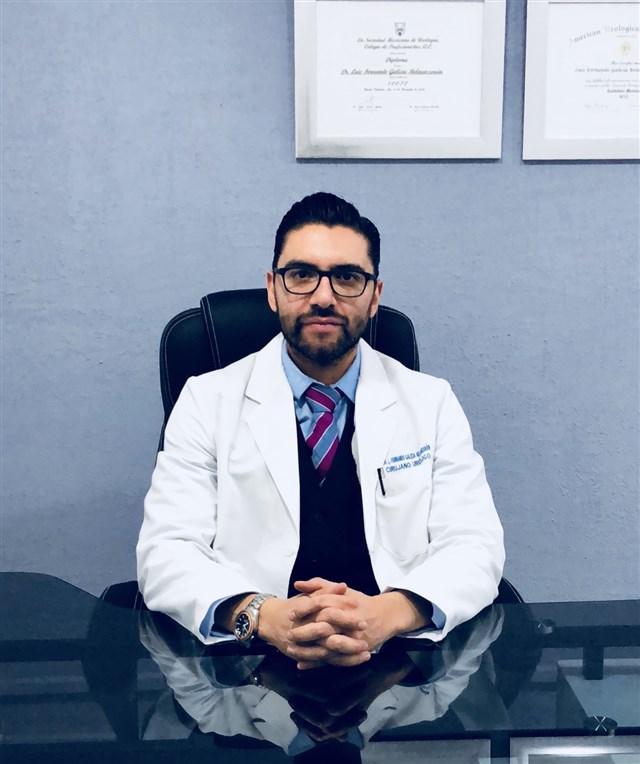 Dr. Luis Fernando Galicia Belaunzarán - profile image