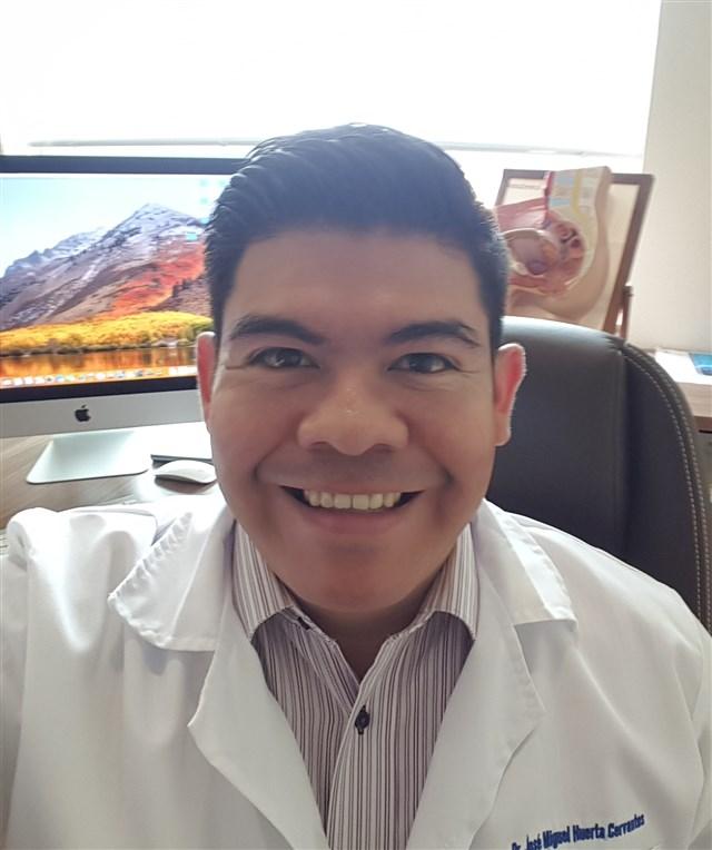 Dr. J. Miguel Huerta Cervantes - profile image