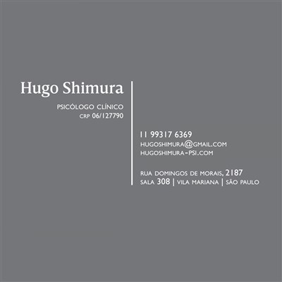 Hugo Shimura - gallery photo