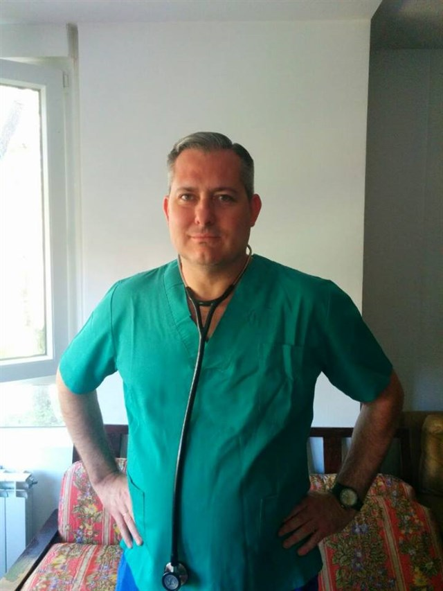 Dr. Agustín De La Fuente Alarcón - gallery photo