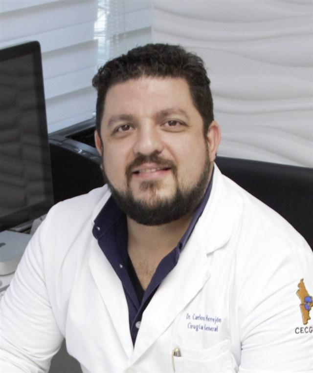 Dr. Carlos Enrique Herrejón Alvarado - profile image