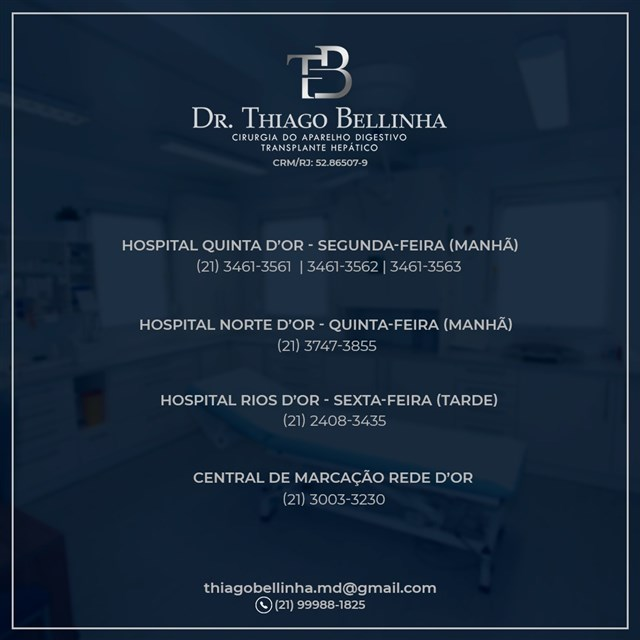 Dr. Thiago Bellinha - gallery photo