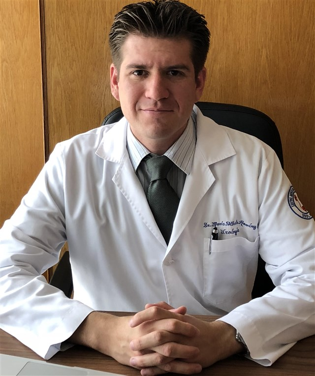 Dr. Mario Alberto Ramírez Negrín - profile image