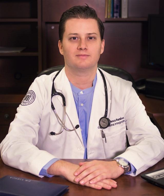Dr. Guillermo Viesca Ramírez - profile image