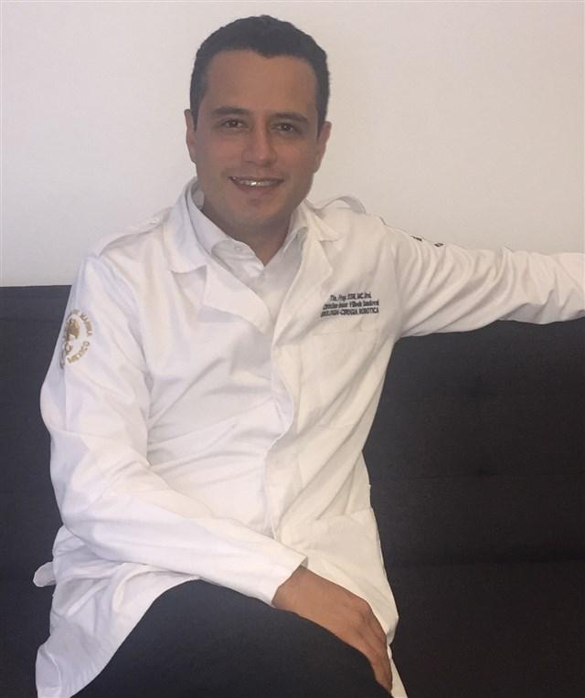 Dr. Christian Isaac Villeda Sandoval - profile image