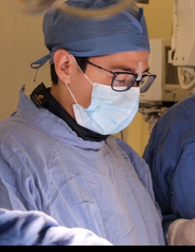 Dr. Miguel Ortega Ramírez - gallery photo
