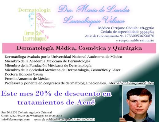 Dra. Maria de Lourdes Laurrabaquio Velasco - gallery photo
