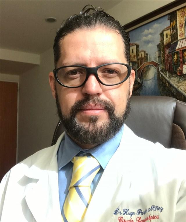 Dr. Hugo Paredes Núñez - profile image