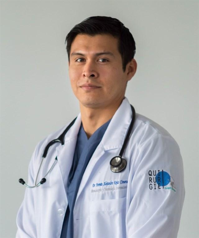 Dr. Fermín Alejandro Rojas Cisneros - profile image