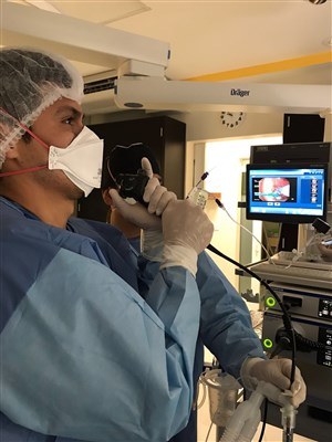 Dr. Fermín Alejandro Rojas Cisneros - gallery photo