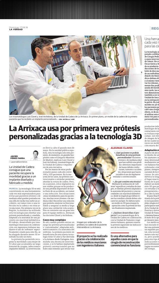 Dr. Jose Manuel Sanchez Archidona - gallery photo