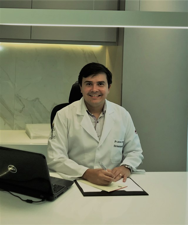 Dr. Antonio Serra Lopes Filho - profile image