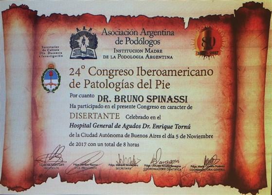 Bruno Spinassi Bertero - gallery photo