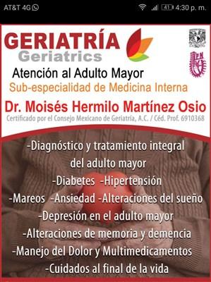 Dr. Moisés Hermilo Martínez Osio - gallery photo