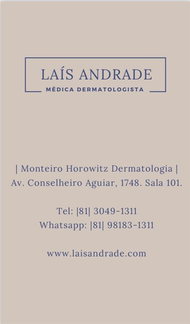 Dra. Laís Andrade Melo - gallery photo