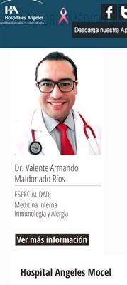 Dr. Valente Armando Maldonado Ríos - gallery photo