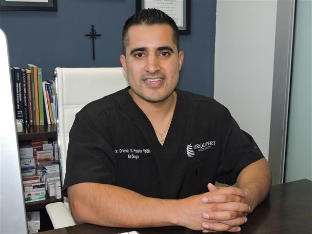 Dr. Orlando Frausto Valdes - gallery photo