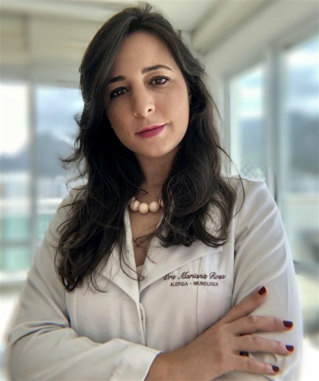 Dra. Mariana Rosa de Castro Gomes - profile image