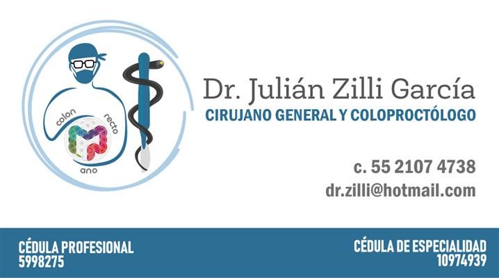 Dr. Julian Zilli Garcia - gallery photo