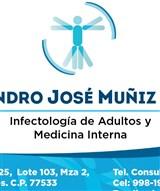 Dr. Alejandro José Muñiz Carvajal