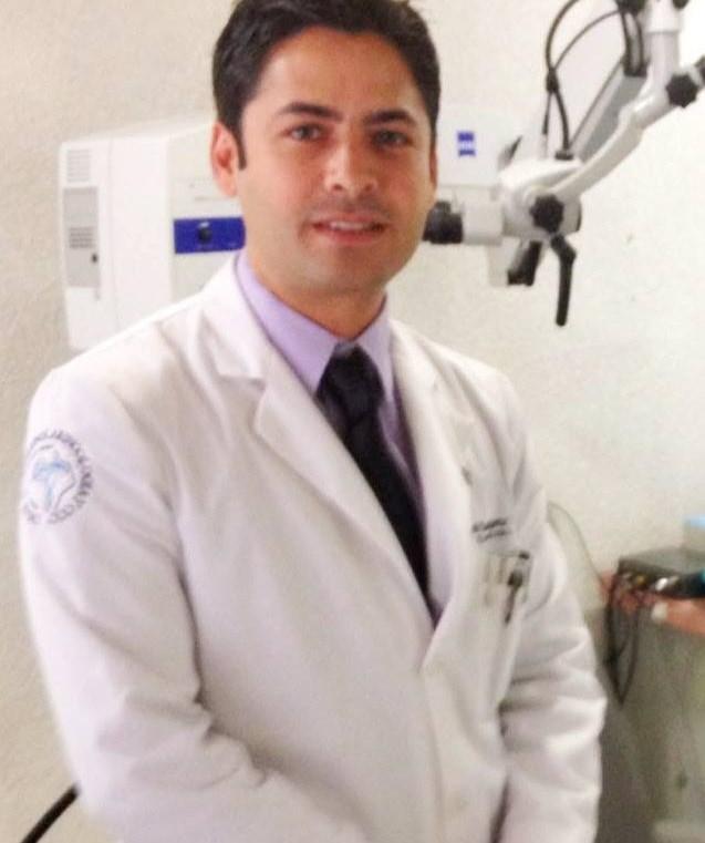 Dr. Misael Rodriguez Vazquez