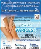 Dra. Tamara C. Muñoz Martínez