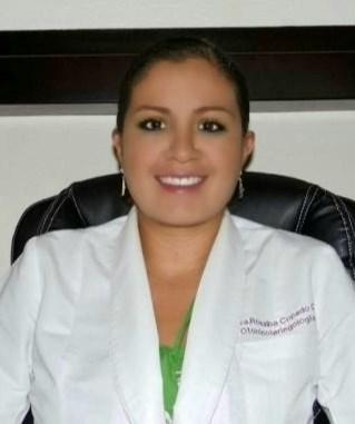 Dra. Rosalba Elizabeth Copado Ceballos