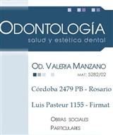 Dra. Valeria Carla Manzano
