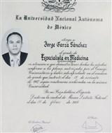 Dr. Jorge Garza Sánchez