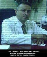 Dr. Enrique Javier Rivera Castillo