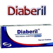Diaberil - Prospecto, efectos adversos, preguntas frecuentes