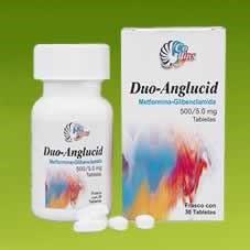 Duo-anglucid - Prospecto, efectos adversos, preguntas