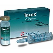 Tacex - Prospecto, efectos adversos, preguntas frecuentes
